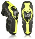 ACERBIS KNEE GUARD BRACE GORILLA BLACK YELLOW 22114.318