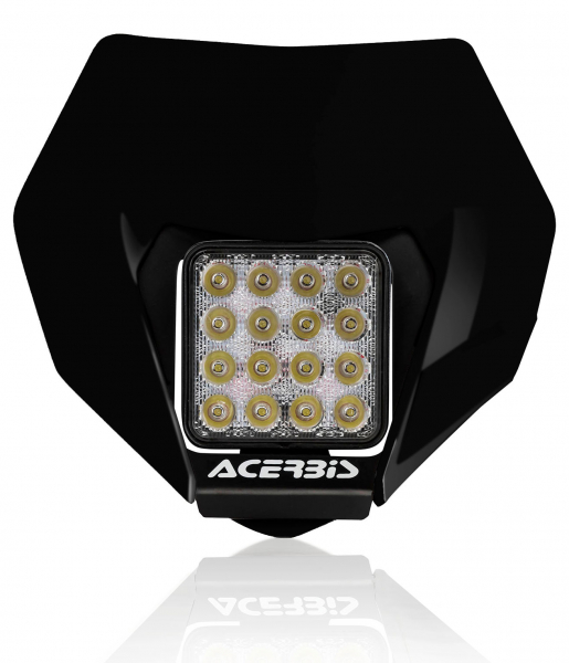 Acerbis ACERBIS HEADLIGHT VSL UNIVERSAL FIT BLACK