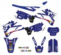 TECNOSEL DECALS REPLICA YAMAHA 98 YZ 125 250 96-01 T82V02