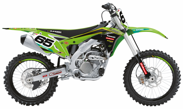 Blackbird Racing BLACKBIRD GRAPHICS KIT TEAM 20 REPLICA KXF 250 17-20