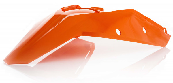 Acerbis ACERBIS SIDE PANELS REAR FENDER KTM SX SXF 07-10 ORANGE